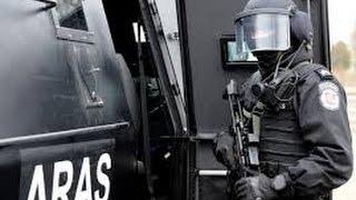 """Atrankoje į antiteroristinių operacijų rinktinę """"Aras"""" (2)"""