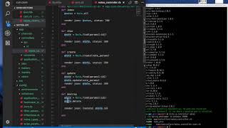 Build a Rails API w a Modular JS Frontend - Part 1