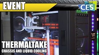 Thermaltake Core W and X Series - CES 2016