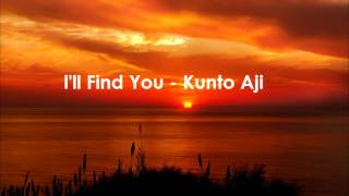 I 39 Ll Find You Kunto Aji Full Version Ost Sore The Series