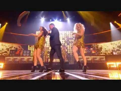Olly Murs Feat. The Muppets - Dance With Me Tonight (the X Factor) video