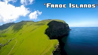 FPV cliff diving on the Faroe Islands - RCExplorer.se