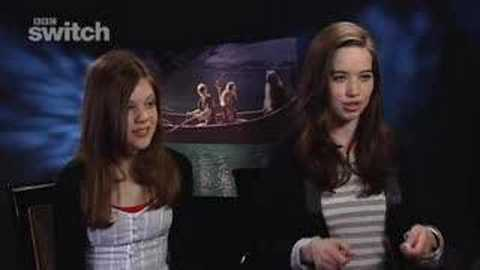 Another Anna Popplewell & Georgie Henley Interview
