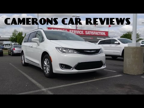 2017 Chrysler Pacifica Touring L 3.6 L V6 Review | Camerons Car Reviews