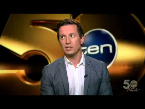 Rove McManus on 50 Years Young (Channel Ten special) - ROVE LIVE