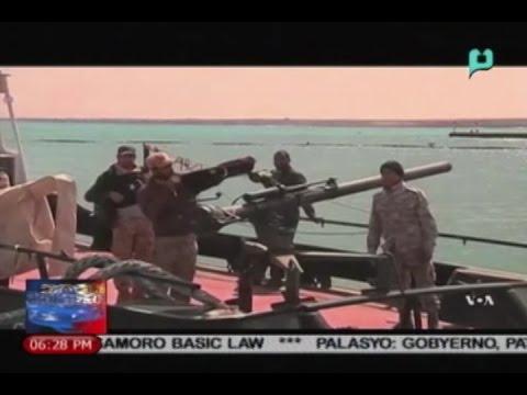 DFA, tiniyak ang patuloy na repatriation ng mga OFWs sa Libya sa kabila ng aberya ng barko