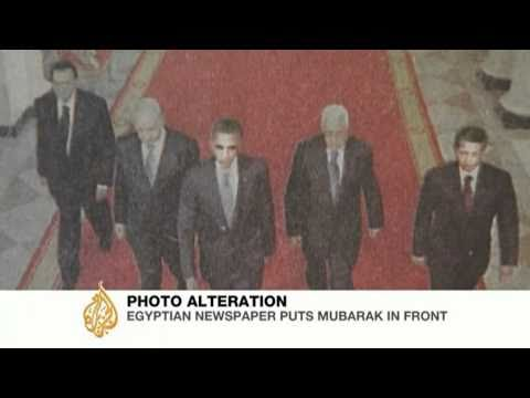 Egypt paper accused of faking photo