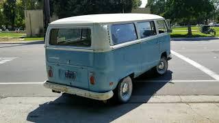 1971 VW Bus rides