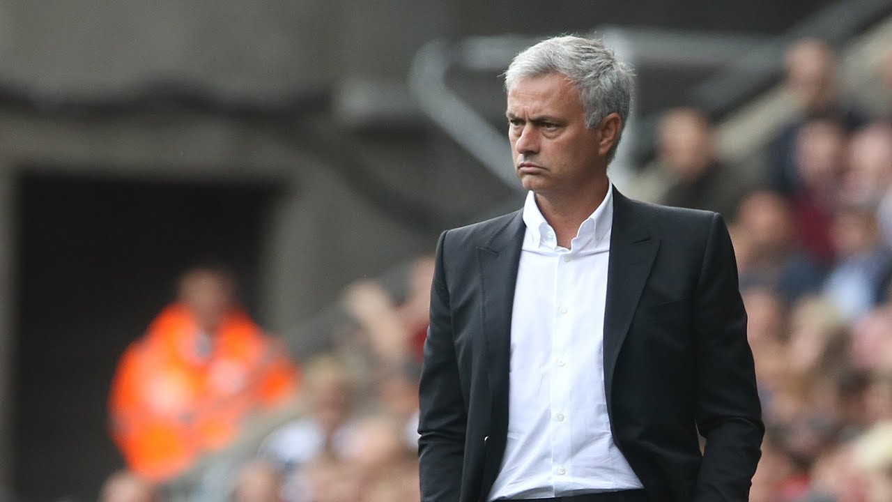 Manchester United are full of confidence, says José Mourinho