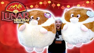 HUGE carnival game wins and more at SeaWorld Lunar New Year!