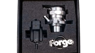 Forge Blow-off Valve - Mini Cooper S (R55/R56/R57/R58)