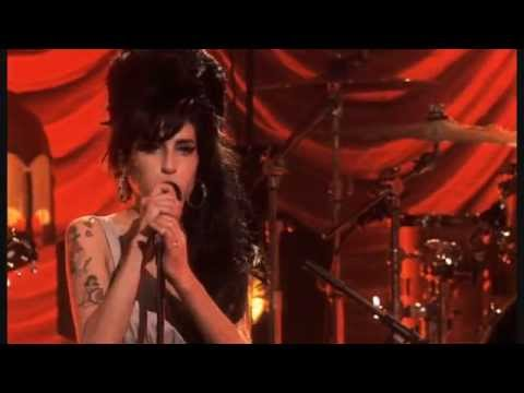 Amy Winehouse - Rehab - Live HD