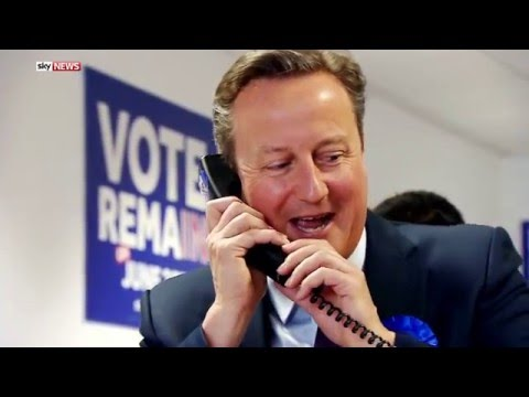 EU: In or Out? Cameron And Gove To Face Your Questions