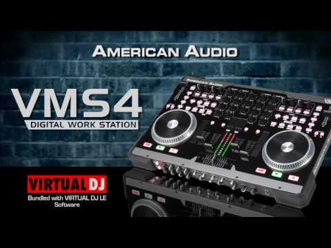 American Audio VMS4 Sneak Peak