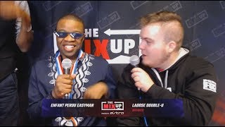 THE MIX UP 2019 : USFIV GRAND FINAL + Interview : Easyman vs Direktor