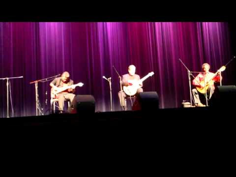 International Guitar Night: Machado, Taylor, Solorazaf, and Gore