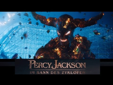 PERCY JACKSON - Im Bann des Zyklopen - Trailer 2 (Full-HD) - Deutsch / German