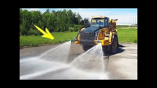 Latest Technology The most amazing agricultural equipment and heavy machinery