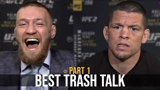 Best MMA Trash Talk - Funniest Trash Talk (Part 1)