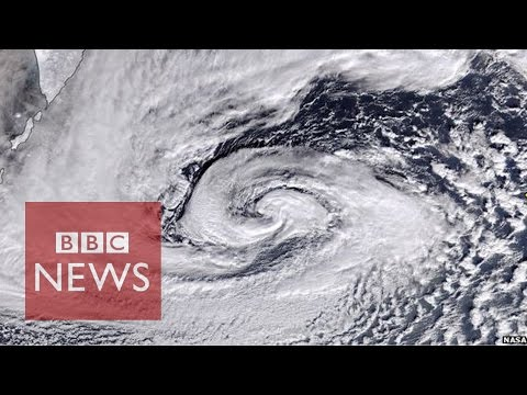 Polar Vortex explained in under 120 seconds