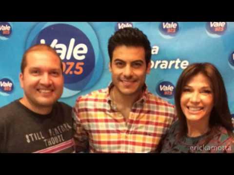 Carlos Rivera - Entrevista de radio en Vale 95.7 Argentina