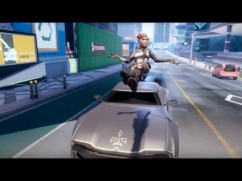 Agents of Mayhem Official Ride for Mayhem Trailer