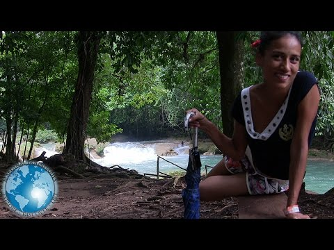 Viajes Con Cristina en Misol Ha y Agua Azul