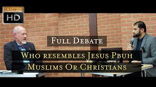 Video: Muslims are more like Jesus, than Christians - Adnan Rashid vs James White