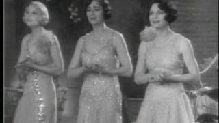 The Brox Sisters: Crying for the Carolines (1930)