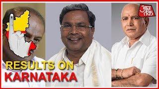 Counting Underway In Karnataka; Congress Leads In 18 Seats, BJP In 4, JDS In 3 #KarnatakaVerdict