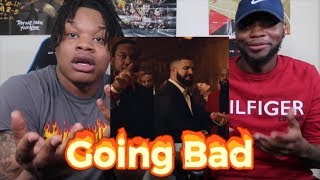 Meek Mill Going Bad Feat Drake Official Audio Reaction