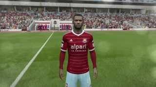 FIFA 15 - West Ham United Player Faces - Next-Gen Gameplay 1080p (PS4/Xbox One)