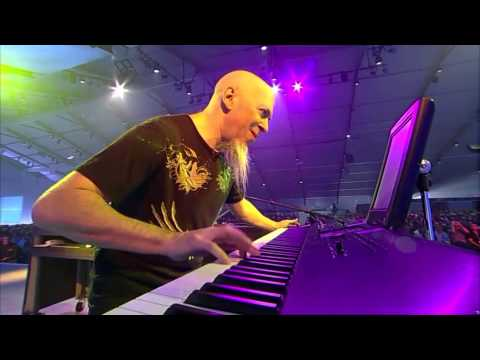 Jordan Rudess - Microsoft BUILD 2012 - Ra