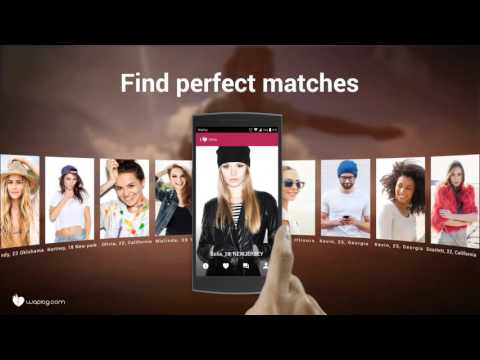 Waplog: Gratuit Dating, Chat, Flirt & Meet Singles APK Cover