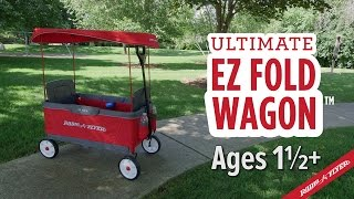 Radio Flyer Ultimate EZ Fold Wagon™