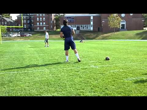 Luke Macdonald Long Snapping Milton Academy