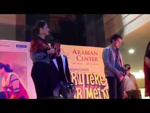 Kareena Kapoor & Imran Khan at Arabian Center in Dubai Part 3