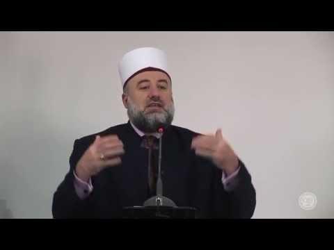 Ngurtësia e zemrave - Fadil Musliu - HUTBE