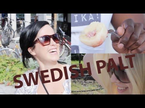 SWEDISH PRISON FOOD !