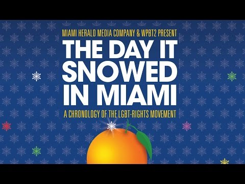The Day It Snowed In Miami (2014)