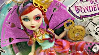 Lizzie Hearts - Way Too Wonderland / Droga do Krainy Czarów - Ever After High  - CJF39 CJF43