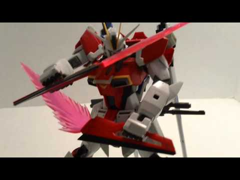 Master Grade Sword Impulse Gundam Review