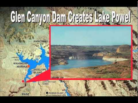 Utah, Lake Powell, Glen Canyon Dam, Walleye Fishing