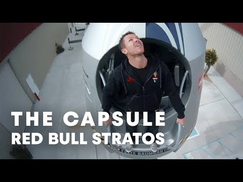 The Capsule - Red Bull Stratos 2012