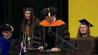 UI College of Engineering Commencement - May 13, 2018