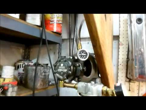 Simple Free Shop Heat: Clean Burn Waste Oil Furnace
