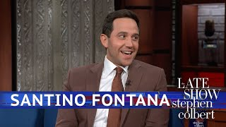 Santino Fontana Is The New 'Tootsie'