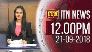 ITN News 2018-09-21 | 12.00 PM