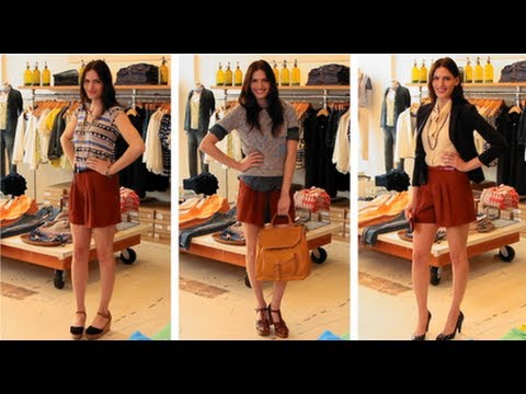 How to Wear High Waisted Shorts, FabSugar TV Ways to Wear