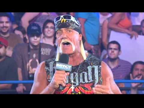 Hulk Hogan Announces His Retirement From Wrestling